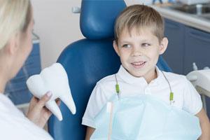 Kinder- Zahnarztpraxis Dr. Rebecca Bell