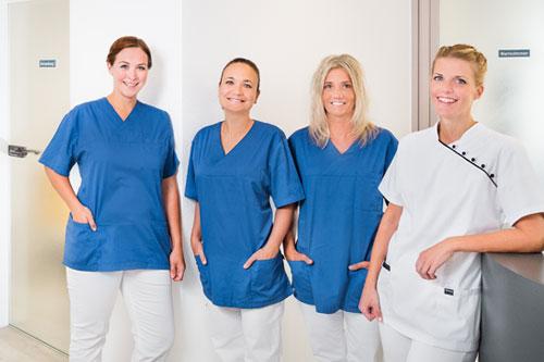 Team- Zahnarztpraxis Dr. Rebecca Bell